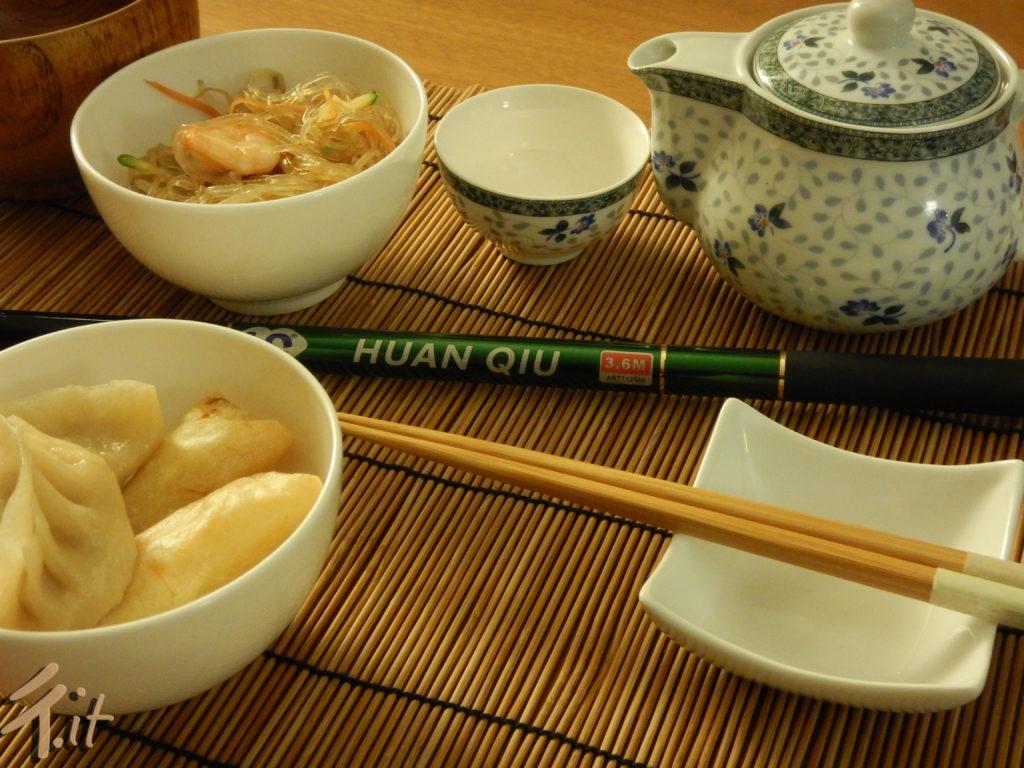 Dim Sum con Huan Qiu da 3,6mt